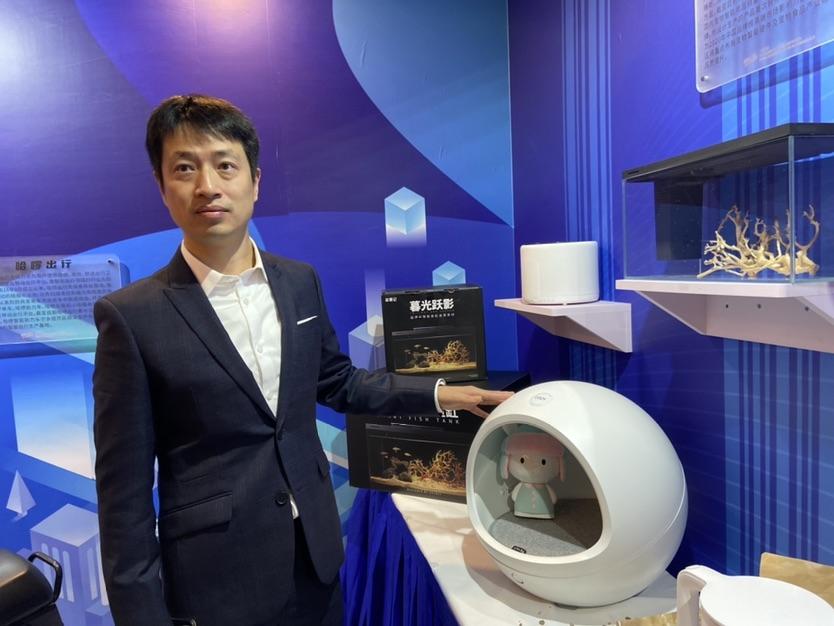 """扫地机器人、智能鱼缸,你的智能家电来自""""宁乡制造"""""""