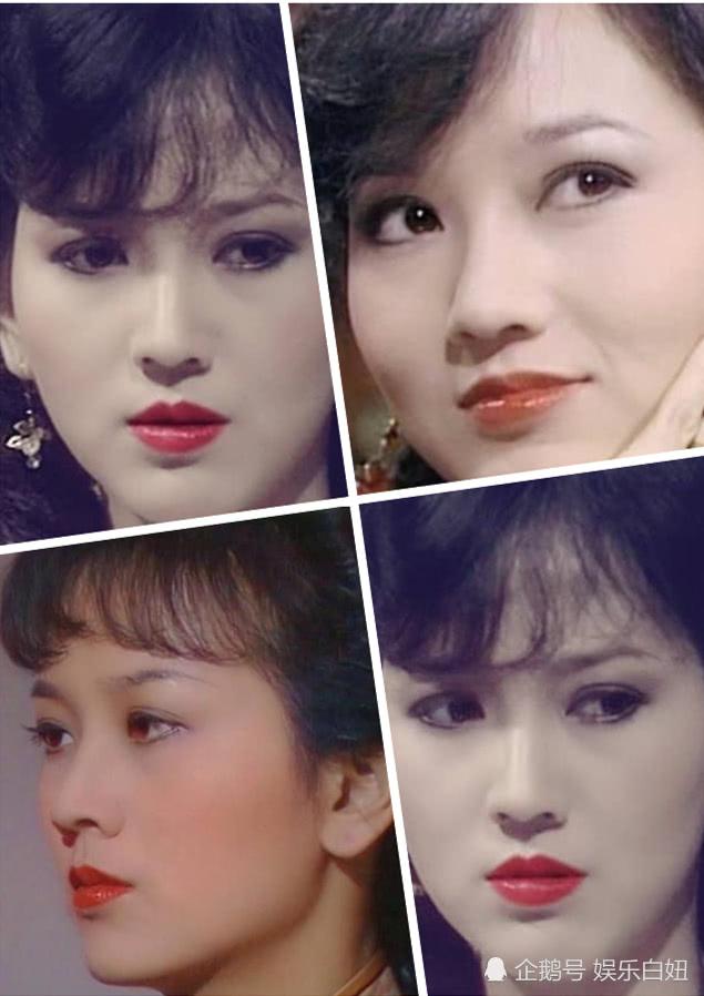 赵雅芝40多年前的旧照被疯传,网友:比演白娘子时美上一百倍!