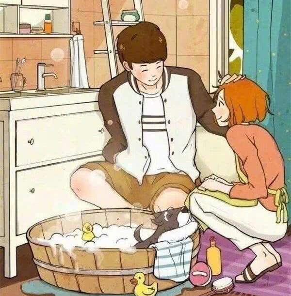 """""""女儿,不跟人家恋爱,就别随便收人家的礼物""""""""好,我退回去"""""""