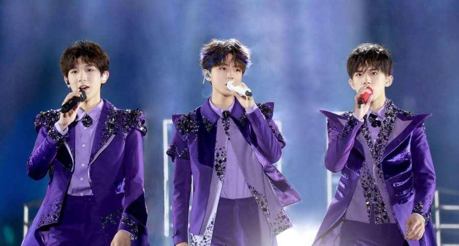 TFBOYS演唱会门票被卖到上万元,王俊凯后援会发帖举报公司