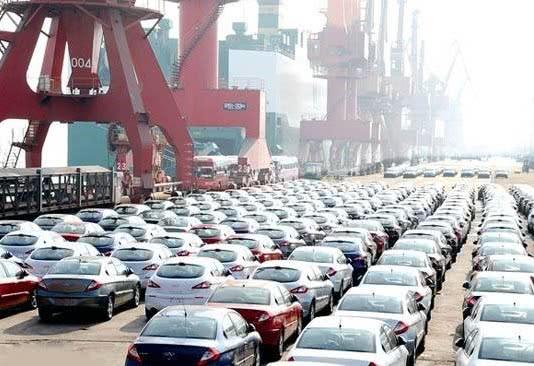 力压奔驰宝马,中国进口车销量冠军产生,累计在华卖出了100万辆