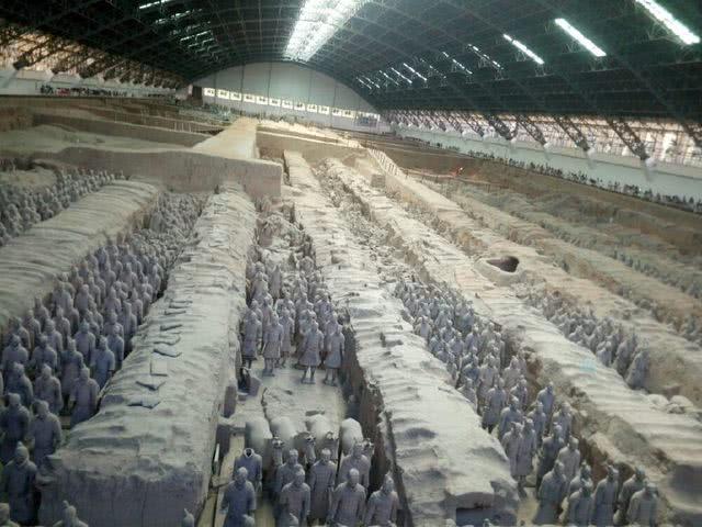 中国古代4大逆天工程,每个都被称为建筑奇迹,为此你感到自豪吗