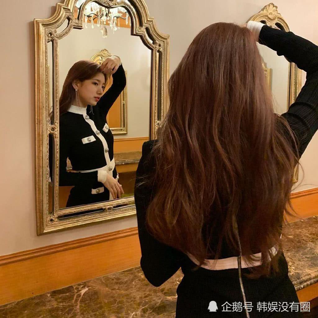 """自带贵气的优雅大小姐?""""国民初恋""""裴秀智 INS 公开近况"""