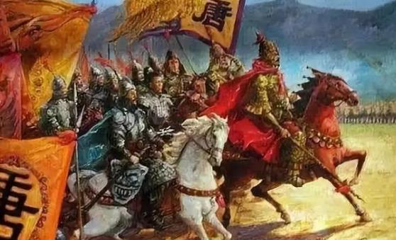 大唐盛世究竟强到了什么地步?先后击败了30多个国家!
