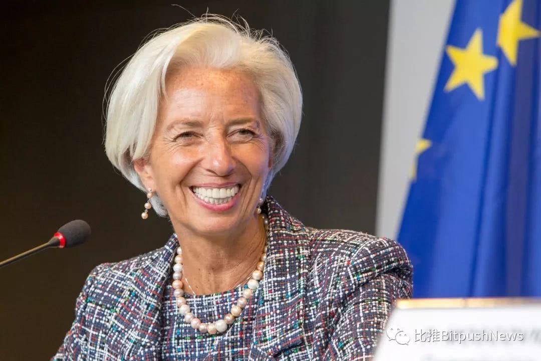 欧洲央行行长拉加德:希望评估央行数字货币能否为公众服务并支持欧洲央行的目标