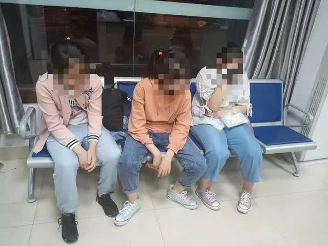 3名14岁少女深夜要住宾馆被拒,民警一查发现惊人的事……