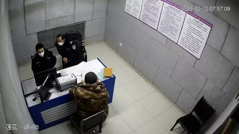胆真大!呼兰仨男子伪造出城体检合格证?拘!