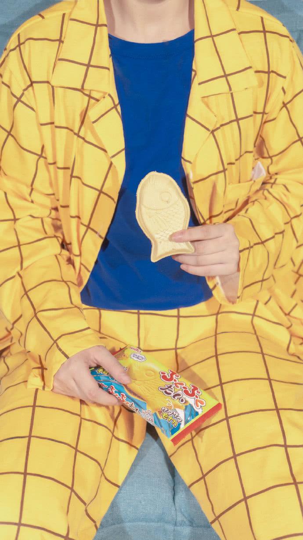 一看就想吃的壁纸 保护我方卡路里!我开动啦!
