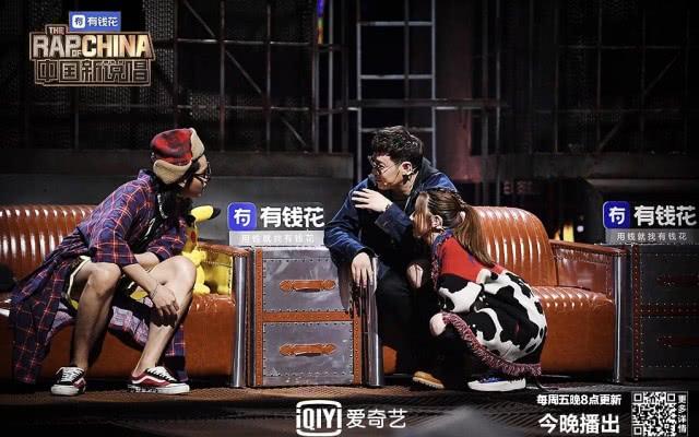 "<b>《新说唱》吴亦凡遭遇滑铁卢,选出个""混子"",全程像个复读机</b>"