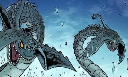 幽冥诡匠第233话之《东海龙骨》