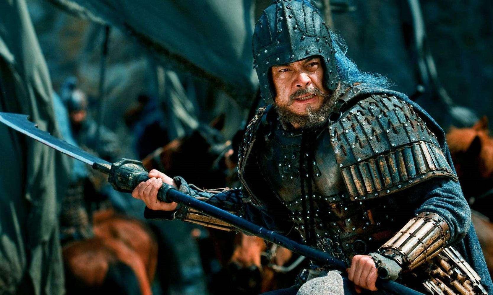 刘表手下有7大猛将,曹操刘备各得3人,孙权只得1人却虎踞江东