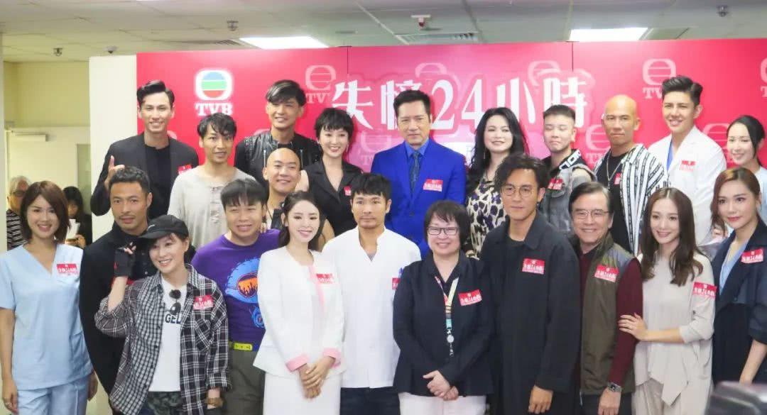 TVB新剧将拍,郭晋安搭档谭俊彦,你可期待