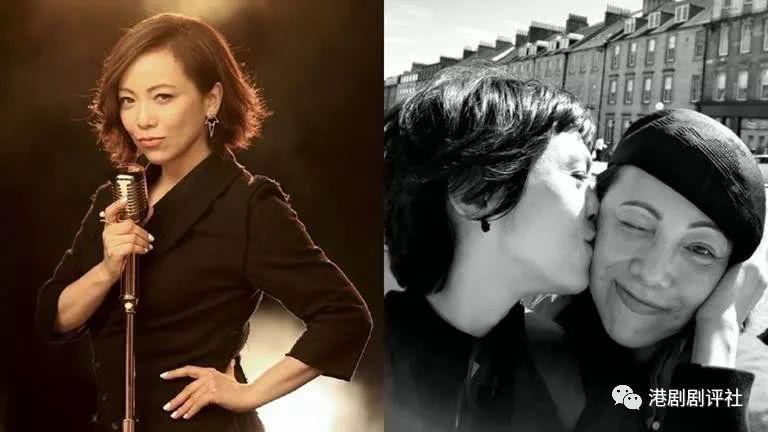 女歌手否认与TVB视后是同性密友关系:我们是好朋友