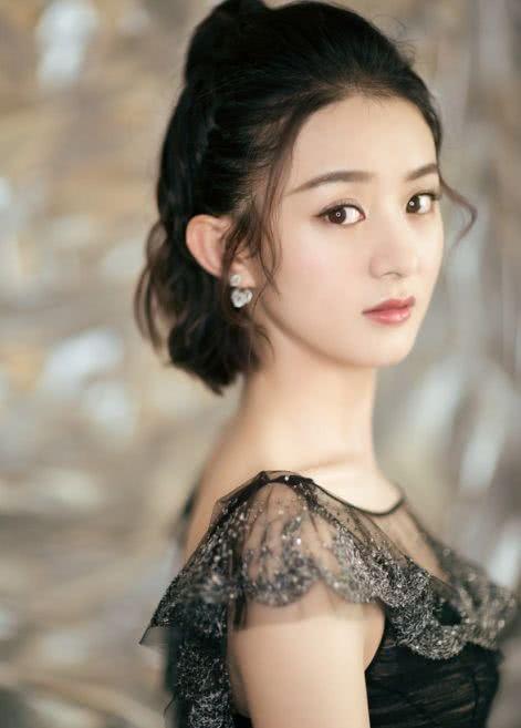 从农民的女儿到电视剧女王,赵丽颖三十而丽