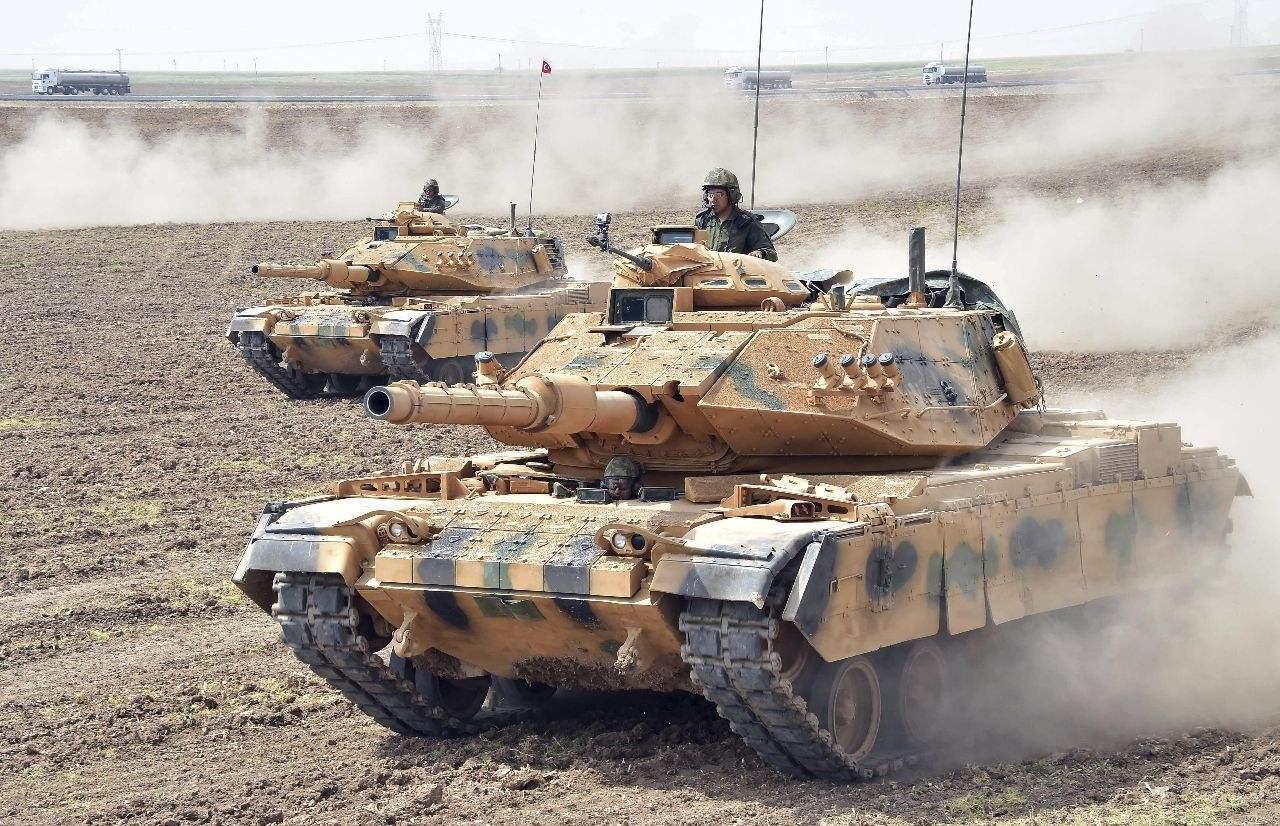 <b>美命令盟友不抵抗,土耳其重兵入侵叙利亚,阿萨德:卫国之战打响</b>