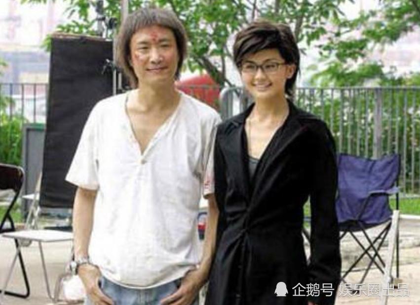37岁蔡卓妍近照,47岁郑中基近照,离婚10年两人状态反差明显