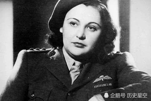 她是希特勒最想除掉的美女间谍,获多国荣誉勋章,晚年付不起房费