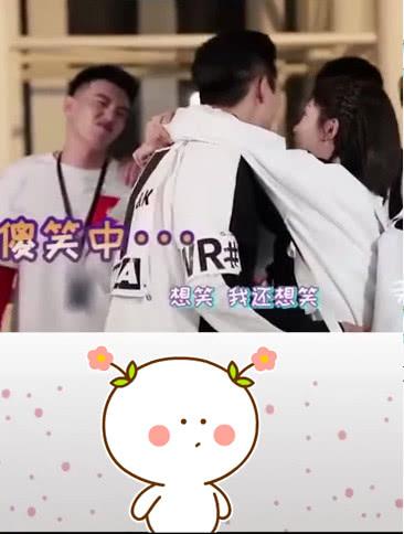 """""""佟年飞扑韩商言""""花絮曝光,李现频频笑场,KK战队实名制羡慕"""