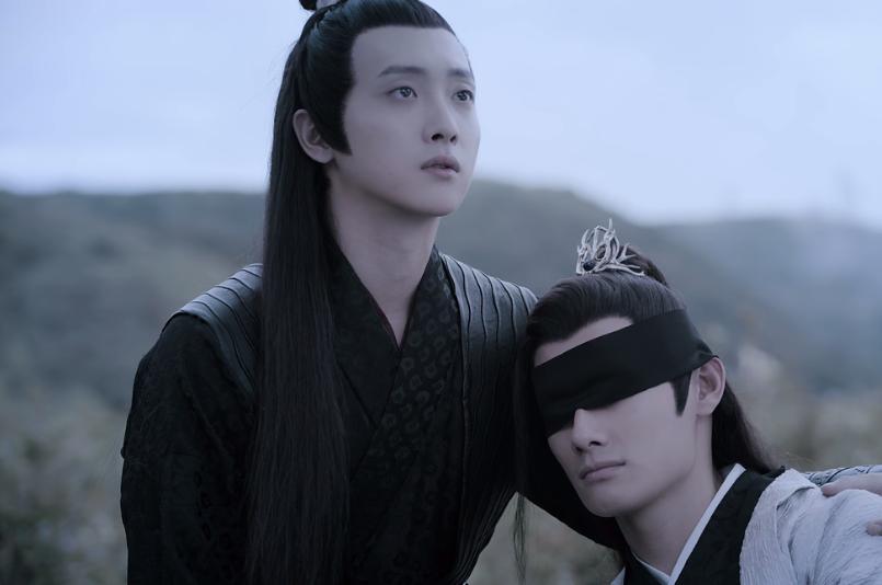 温宁饰演者于斌坦言,告诉江澄金丹事实这段戏,他背台词背到魔怔