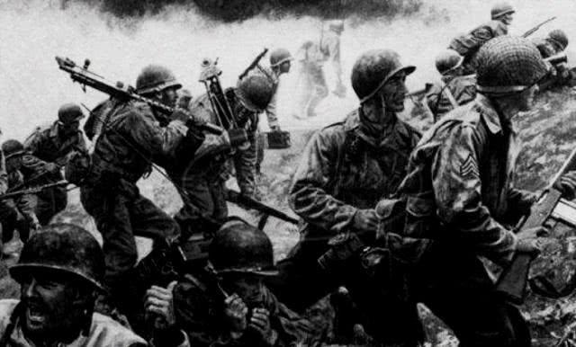 日本侵略军的梦魇,投入20万精锐,活下来的不超过100人!