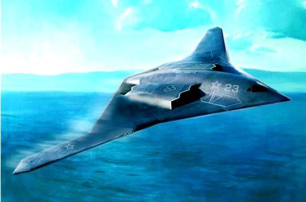 新一代隐轰传来好消息,速度是美国B2轰炸机2倍,直接买100架