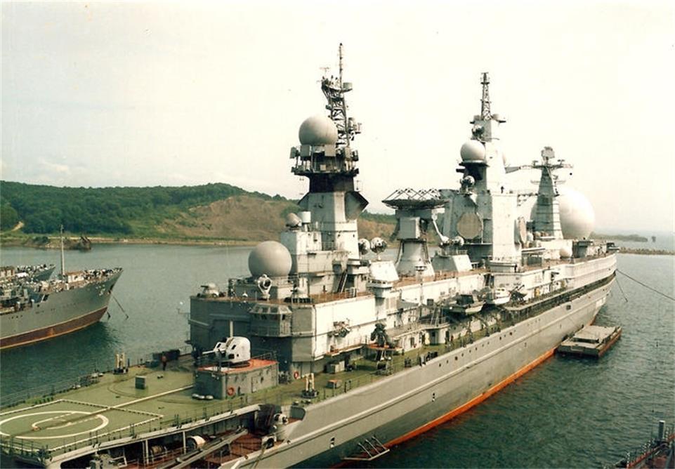 3.6万吨核巨舰,最让美头疼的武器!30年只执行一次任务