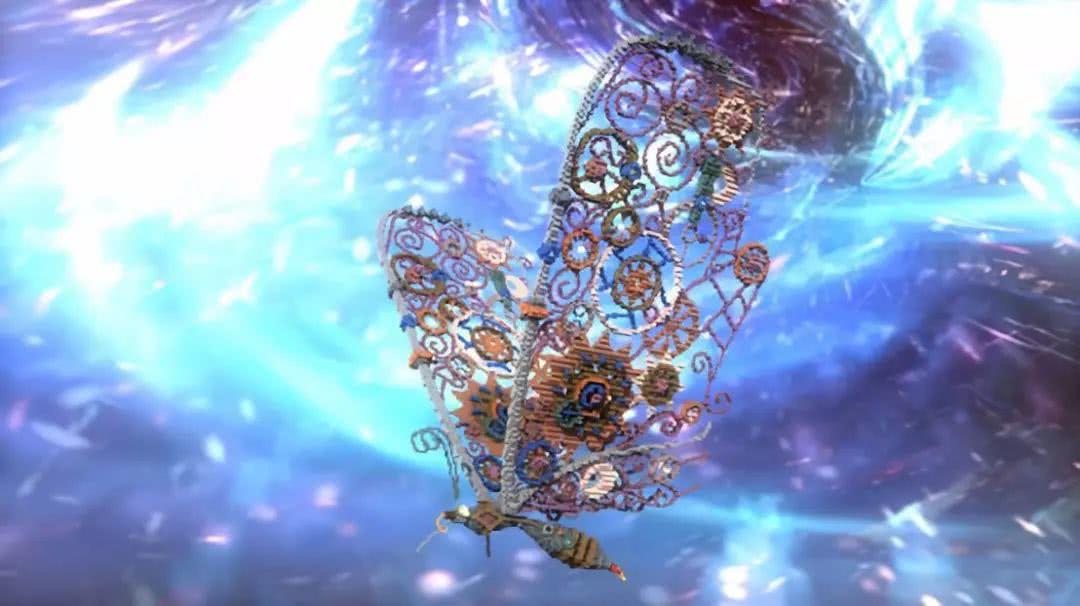 《我的世界》缩小一千倍才能看到的微观世界 大神30万方块神还原