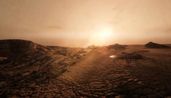 """火星迎来""""扭转""""式大发现!有穿越物体存在?专家直打冷颤"""
