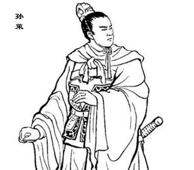 孙策死前,到底讲了什么遗言?为什么这句遗言最终导致东吴败亡?