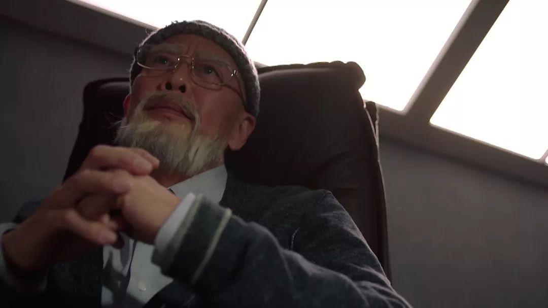 能演教授也能演大佬,TVB的金牌绿叶很多,但他只有一个!