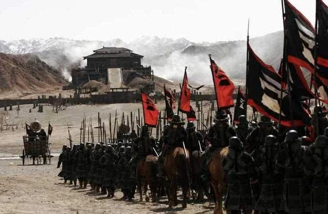 从斗将看历史:这三场战役让三个王朝覆灭,却又造就了英雄!