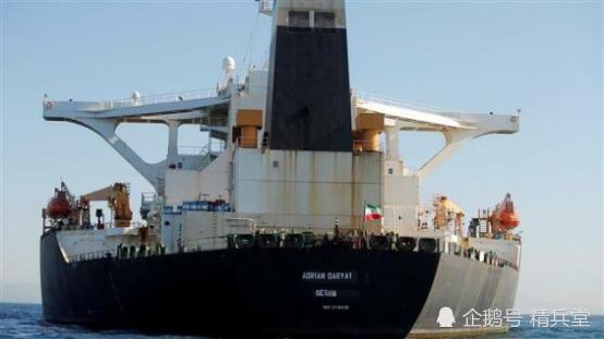 美国扑了个空,伊朗油轮在地中海狂奔,海军待命随时准备支援!