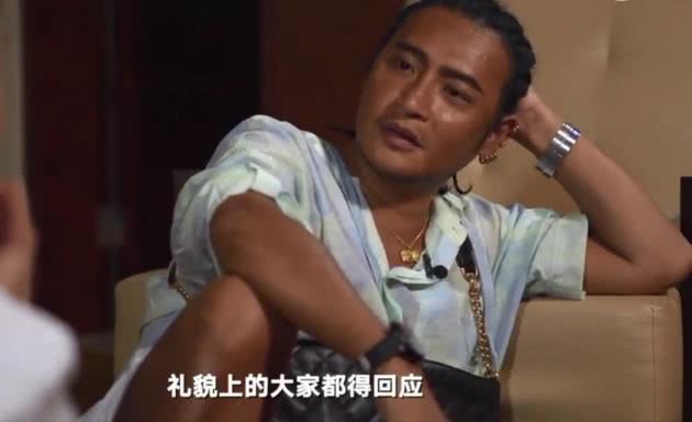 """陈志朋称""""回复小虎队约饭""""只是出于礼貌,打脸吴奇隆和苏有朋"""