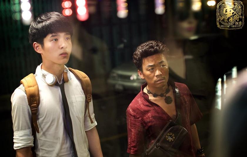《唐人街探案3》主演造型公开,刘昊然帅气依旧,王宝强画风搞笑
