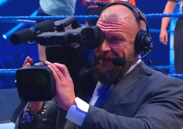 WWE约翰塞纳回归受访,怀亚特再度现身!二人对峙擂台