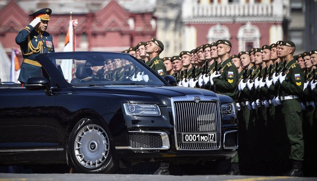 国庆阅兵倒计时六天,从俄罗斯阅兵发展,来看阅兵的重大意义!