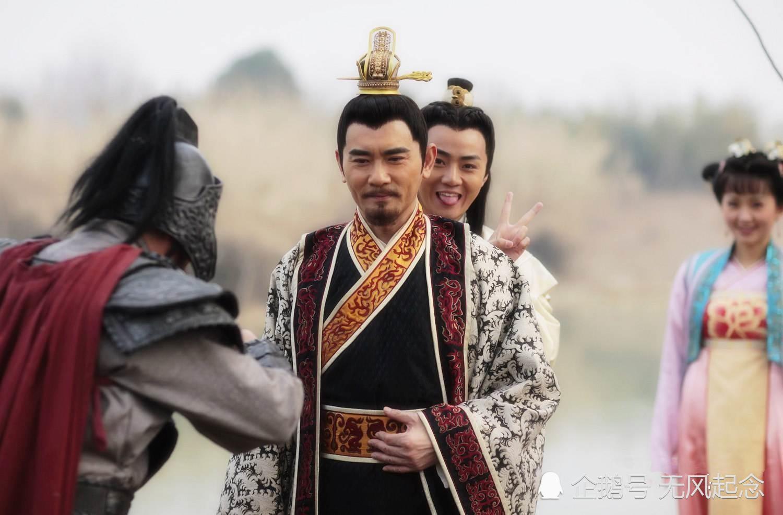 最怕老婆的皇帝:老婆发怒他吓得躲荒山,老婆死后,他却痛哭不已