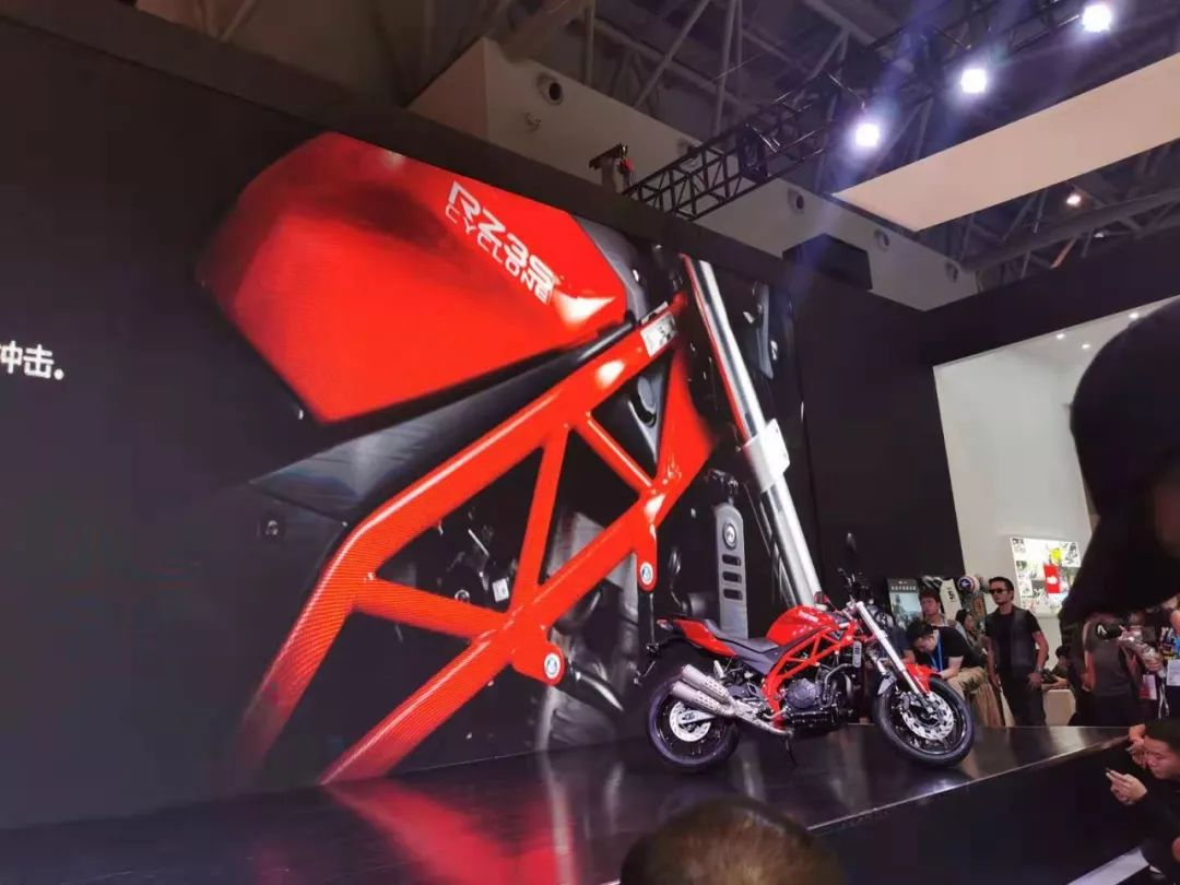 <b>赛科龙RZ3S 发布,售价26980元起,另有三款重磅车型亮相</b>