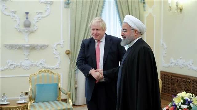 伊朗主动向新首相示好,却迎来英国武力回应:最强军舰驰援波斯湾