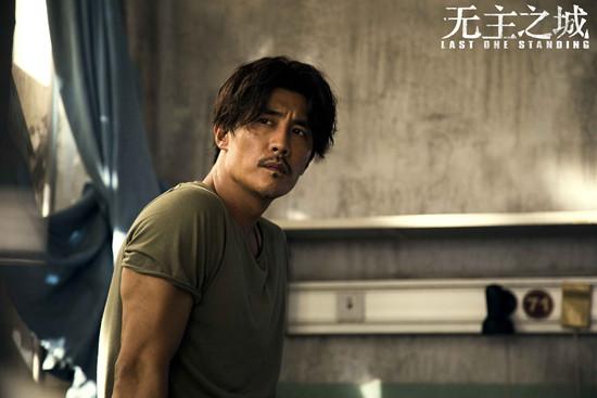 杜淳:只做好演员,很纯粹