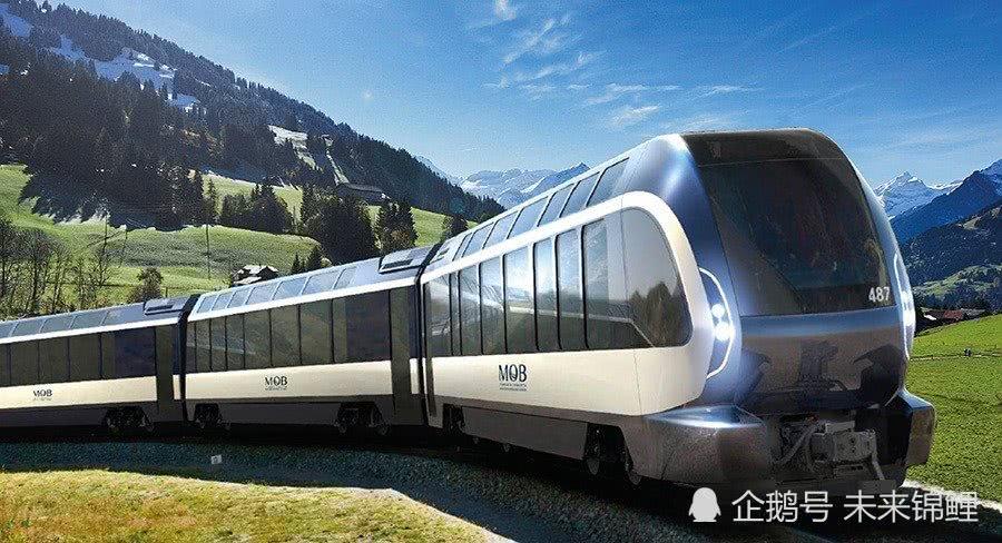 宾尼法利纳除了超跑之外还会设计火车!乘客手机怎么拍都好看