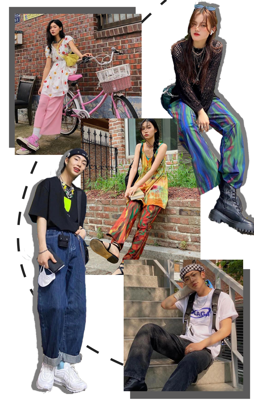Sorry Your Outfit Can No Longer Match Those Of Post 00s Daydaynews