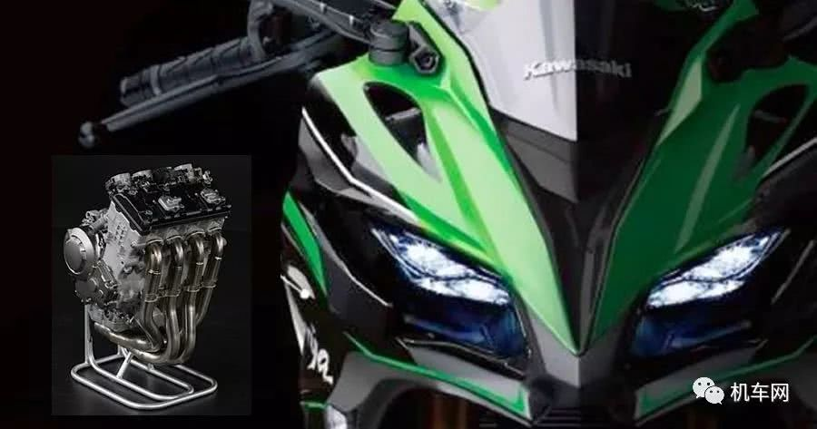 750cc,倒立式前叉!川崎Ninja650的升级方式