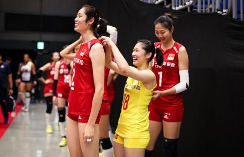 14枚奖牌,16名中国女排运动员该如何划分这成夺冠后的难题