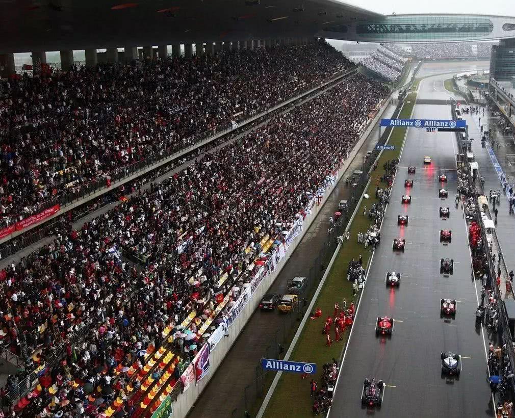 中国才是F1的未来!上海站不会取消,赛事另寻举办时间
