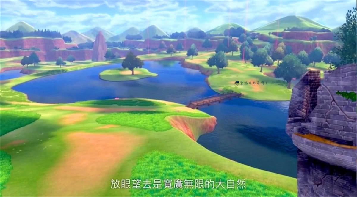 巨型烈空坐让人惊叹,《汪达与巨像》风格的《宝可梦》,很酷