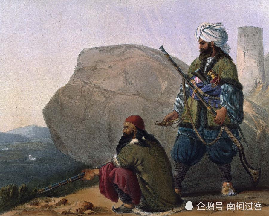 <b>入侵阿富汗英军的梦魇-杰扎尔步枪</b>