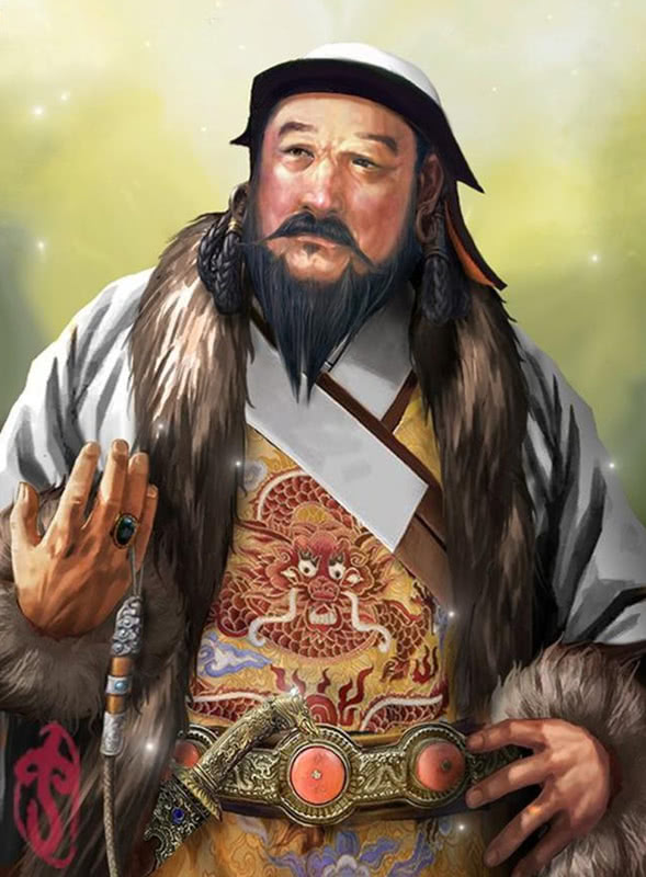 """古代历史上最能""""敛财""""的男子,娶了四百多个老婆,死后却被喂狗"""