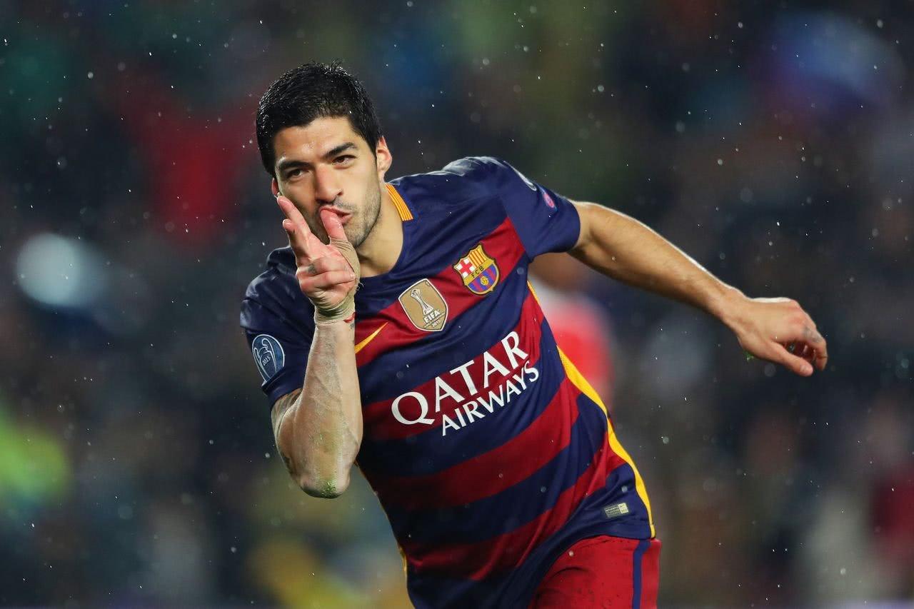 巴萨将一名巴黎球员和三名英超球员列入苏亚雷斯的替换名单