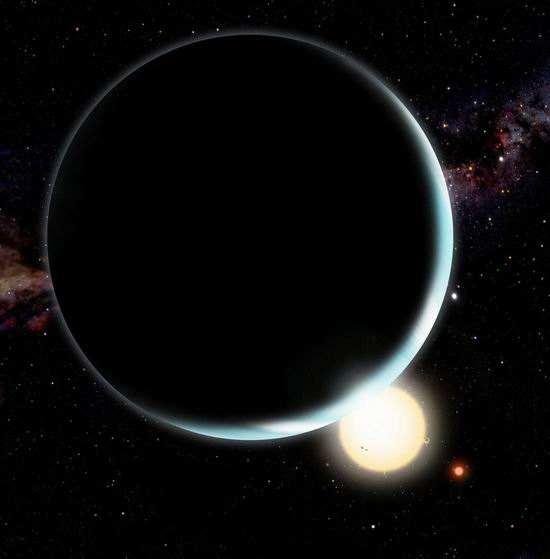 盘点几个神秘的星球,其中一座星球竟然会下岩石雨!